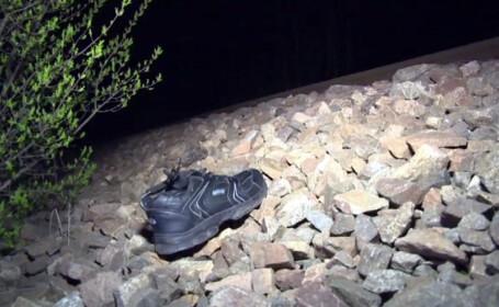 Un barbat a fost spulberat de un tren de calatori, langa o halta din Bistrita. Nimeni nu stie ce cauta pe calea ferata