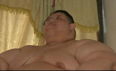 Cel mai obez mexican a reusit sa slabeasca 175 de kilograme. Cat cantareste acum