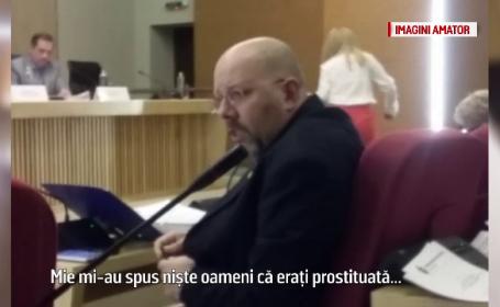 Viceprimarul Capitalei Aurelian Badulescu, acuzat ca a abuzat fizic si verbal 3 consiliere. \