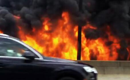incendiu Atlanta