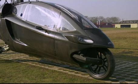 Salonul auto de la Geneva. Cum arată mașina zburătoare care costă 500.000 de euro