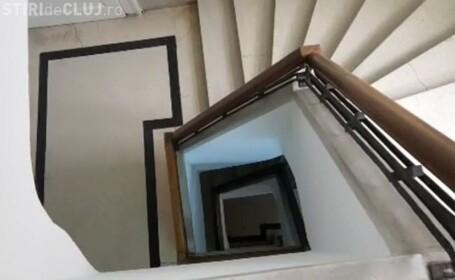 Moarte suspectă într-un spital din Cluj. Pacient dispărut timp de 24 de ore, găsit mort pe scări
