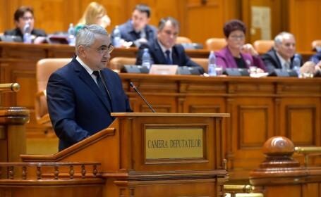 Ministrul Educaţiei, discurs cu greşeli în Parlament. \