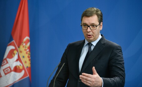 Președintele Serbiei vine în vizită oficială în România