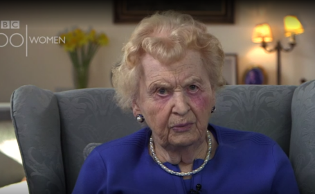 Femeia-spion care poartă cu ea secretele celui de-al doilea Război Mondial