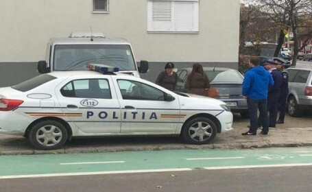 polițist Timișoara