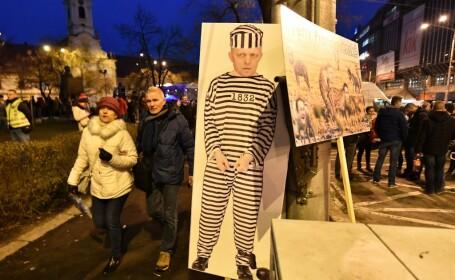 Proteste Robert Fico