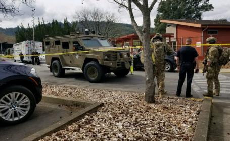 Atac azil veterani SUA