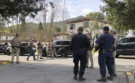 Luare de ostatici cu 4 morţi la cel mai mare azil pentru veterani din SUA