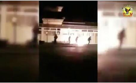 Atac asupra unei moschei din Germania