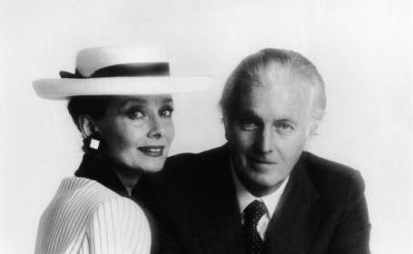 A murit designerul Hubert de Givenchy, cel care i-a creat ținutele lui Audrey Hepburn