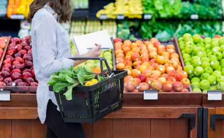 supermarket, cumparaturi