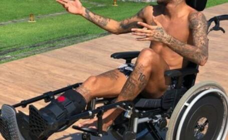 "Neymar, criticat dur. ""Omagiul"" de prost gust adus lui Stephen Hawking"