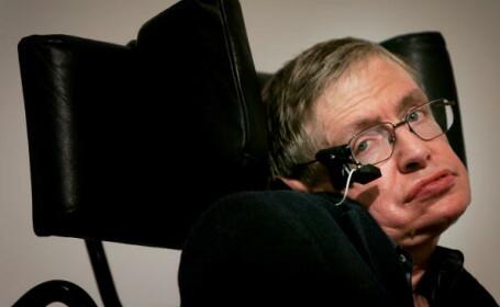 Ce își dorea Stephen Hawking să fie gravat pe piatra funerară a mormântului său