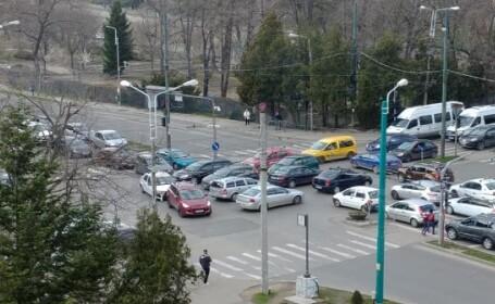 trafic Timișoara