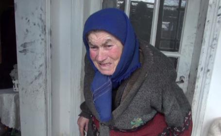 Bătrână de 83 de ani, tâlhărită de două ori într-o săptămână. De frică, prima dată nu s-a dus la Poliție