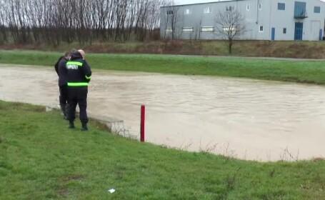 Pregătiri pentru codul portocaliu de inundații, în Satu Mare