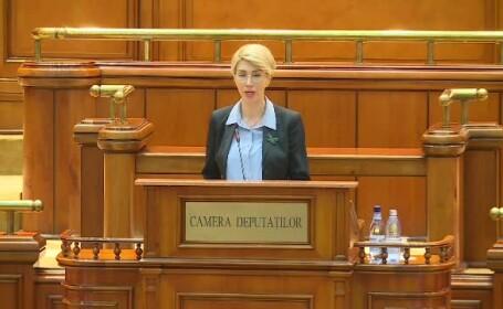 Raluca Turcan, Parlament