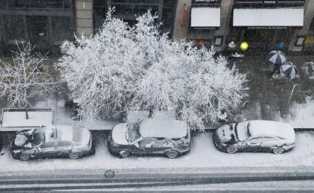 Sediile instituțiilor publice din Washington D.C, închise din cauza ninsorilor abundente