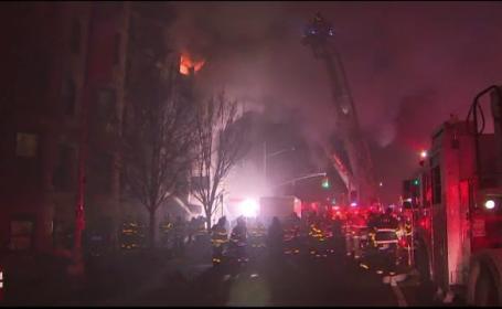 Incendiu New York