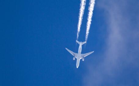 zbor, avion