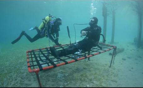 Un tânăr iordanian a petrecut 24 de ore sub apă. Cum a reușit