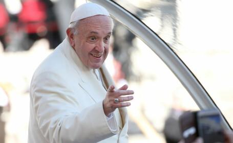 Papa le cere credincioşilor să recunoască păcatele împotriva mediului. \