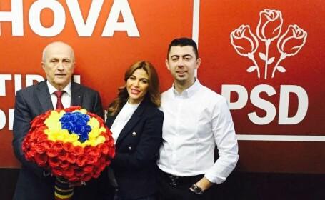 Mircea Cosma, Andreea Cosma si Vlad Cosma