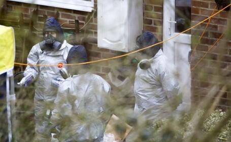 Experții britanici nu pot dovedi că agentul neurotoxic folosit pentru otrăvirea lui Skripal provine din Rusia