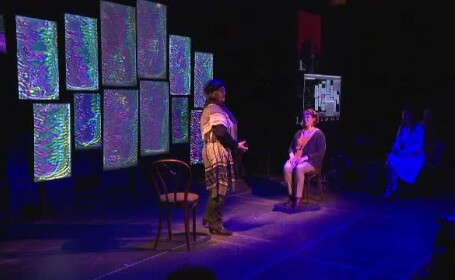 Teatrul, redescoperit cu ajutorul tehnologiei