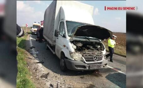 Accident mortal Caraș-Severin