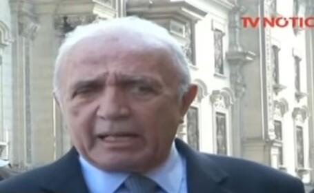 Un politician suspectat de corupție a fost pălmuit pe stradă. VIDEO