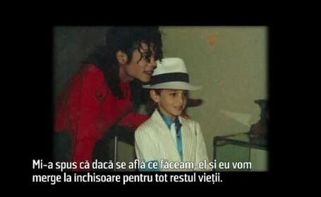 """""""Leaving Neverland"""". Doi bărbați susțin că Michael Jackson i-a abuzat când erau copii"""
