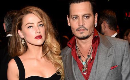 Răzbunarea lui Johnny Depp pe fosta soție care-l acuză că a bătut-o