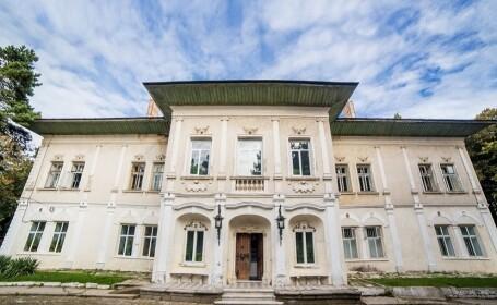 Castelul Cantacuzino-Ghica Deleni