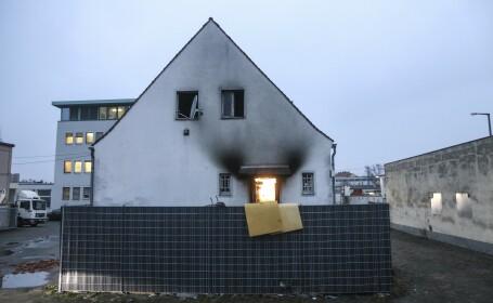 Tragedie macabră. Patru copii până în 7 ani au murit arși de vii în casă