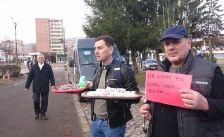 proteste Resita