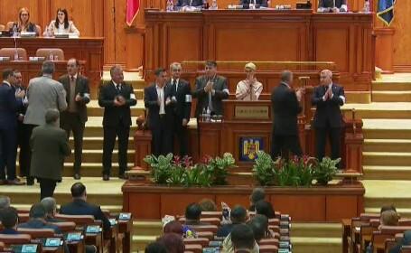 PNL, Parlament