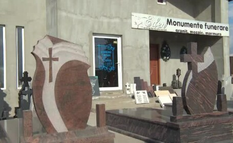 Percheziții la mai multe firme de pompe funebre. Ce au căutat anchetatorii
