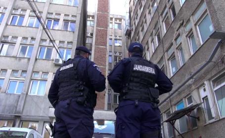 Percheziţii în Bucureşti şi 7 judeţe: credite bancare obținute cu documente false