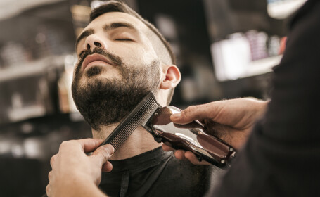 Barbat cu barba