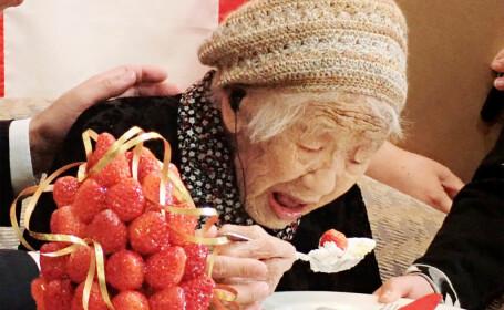 Cum arată femeia desemnată, oficial, cea mai bătrână persoană din lume. GALERIE FOTO