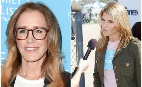 Actrițe de la Hollywood au dat mită pentru studiile copiilor lor