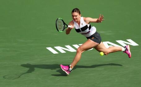 Simona Halep, Indian Wells 2018