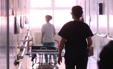 Explicația medicilor care au ascuns 140 de radiografii în vestiar, la Slatina