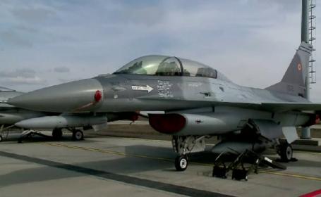 12 avioane de luptă F-16, cumpărate de România
