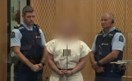 Brenton Tarrant, atacator Noua Zeelandă