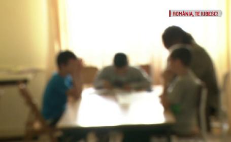 Copiii, sedați în centrele de plasament din România