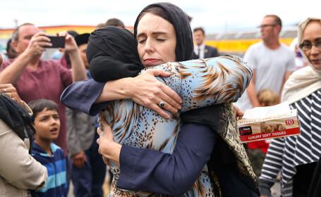 Momente emoționante în Noua Zeelandă, după atacul de vineri - 9
