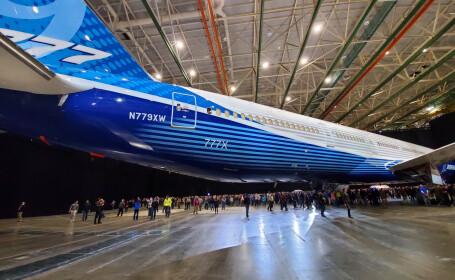 Cel mai lung avion din lume, Boeing 777X